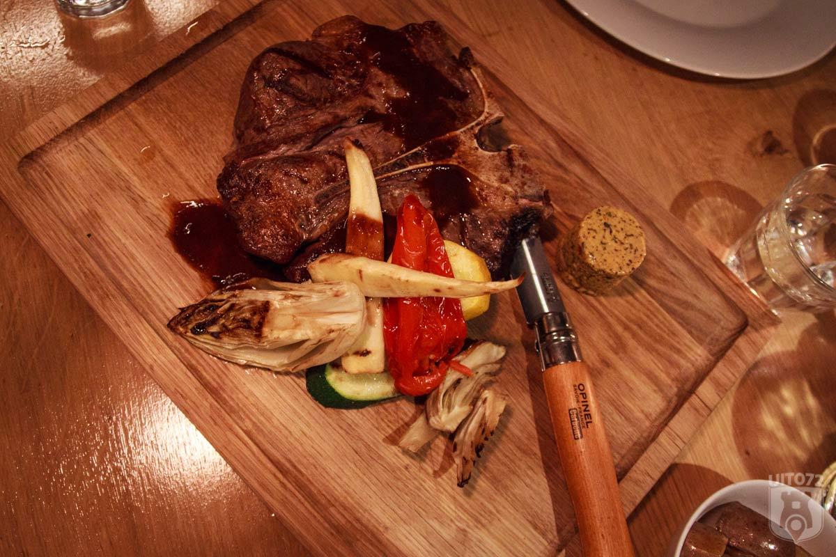 Porterhouse Steak - Turfmarkt Alkmaar