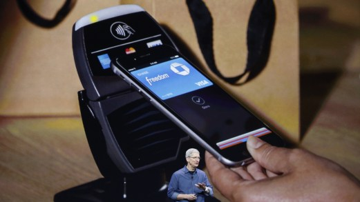 apple pay betalen