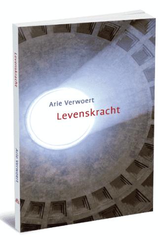 cover van het boek Levenskracht van Arie Verwoert