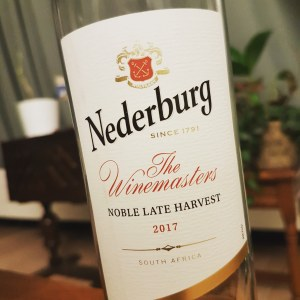 Nederburg Noble Late Harvest