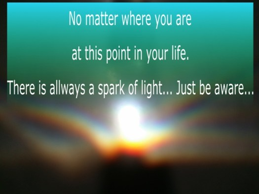 #Lighttalk there is allways light