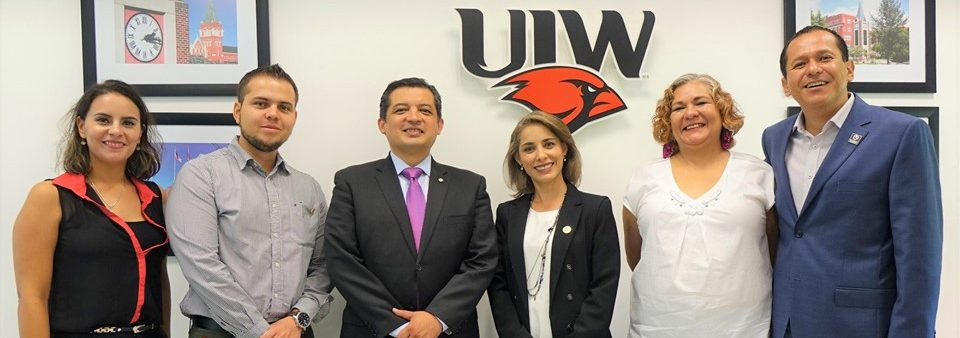 Convenios UIW - Colegio de Valuadores Irapuato