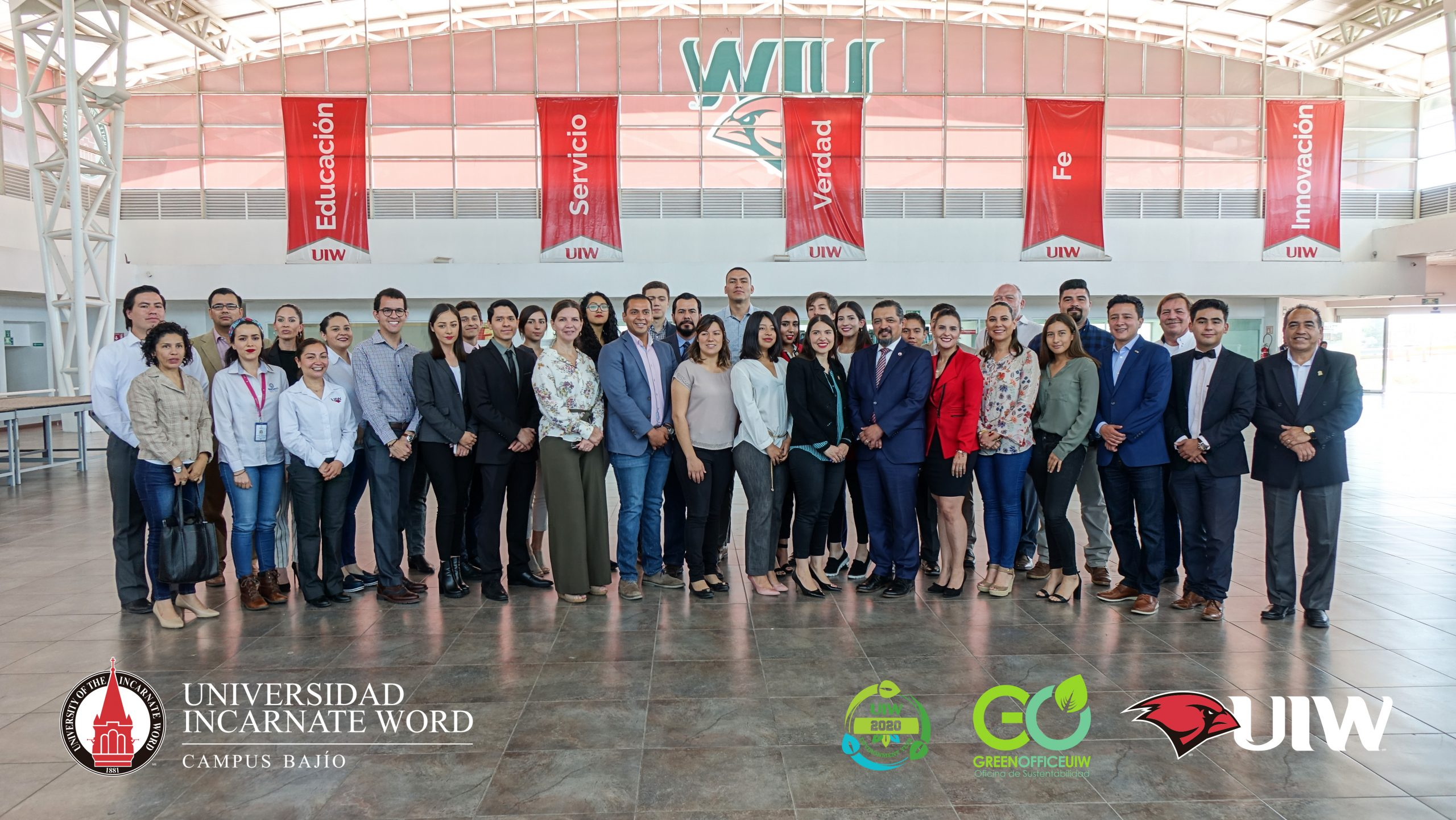 Presentación del Comité Ambiental UIW