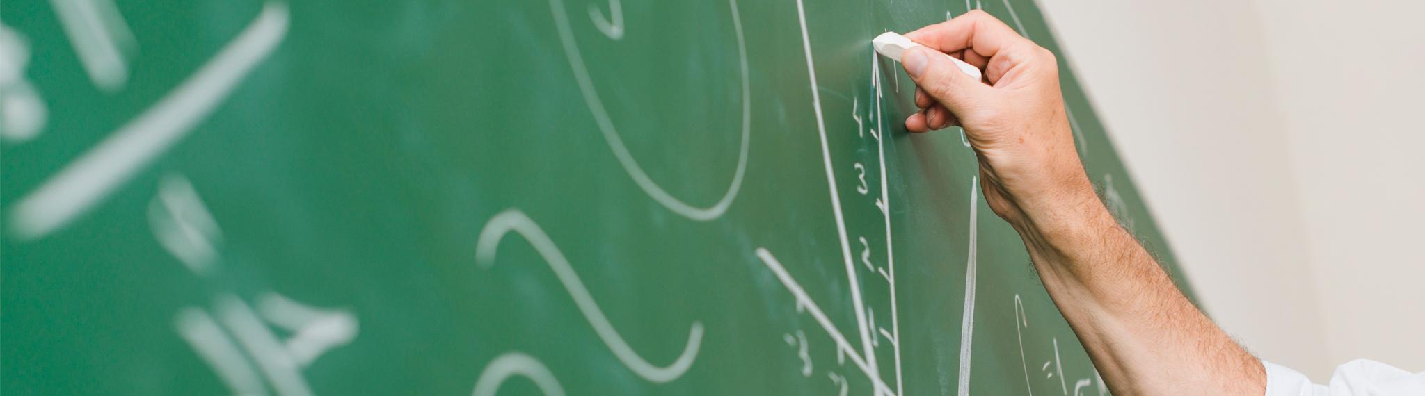 Licenciatura en Educación Media Superior con especialidad en Matemáticas