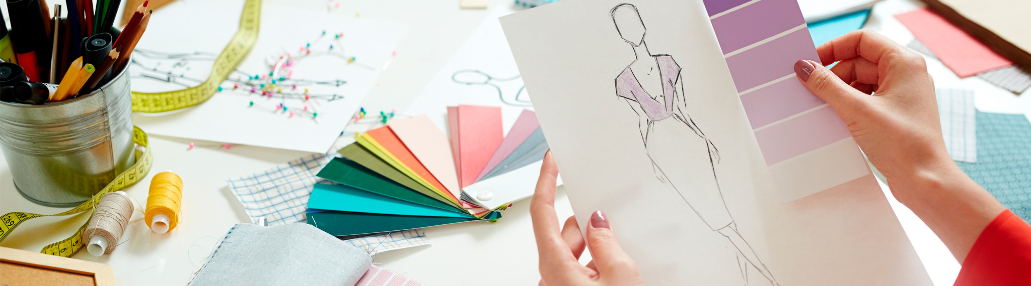 Licenciatura en Diseño y Mercadotecnia de la Moda