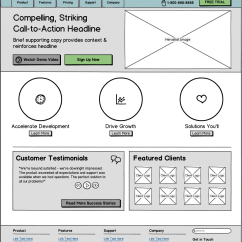 Website Wireframe Diagram Example Wiring For Inverter At Home Gallery Ui Wireframes Portfolio
