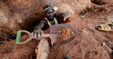 Subsistence miners lose out as coronavirus crushes local gold prices