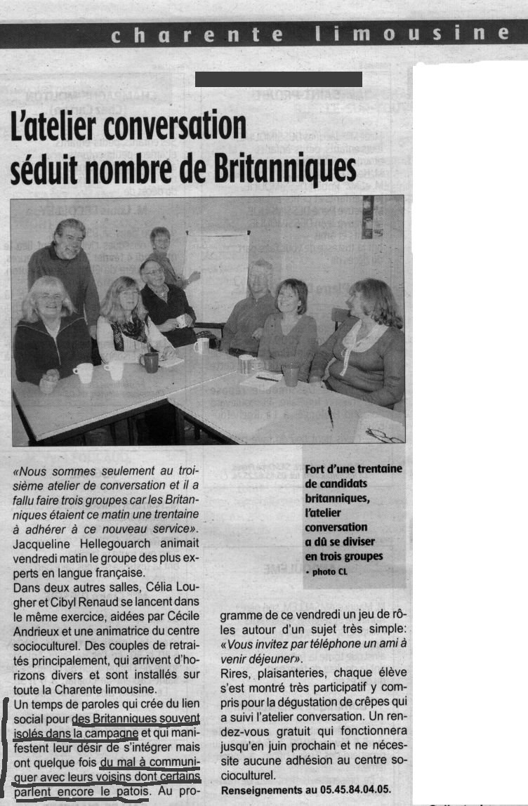 article CL 03/02/2009