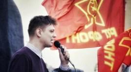 Anticomunismo como uma arma do capitalismo, não passará!