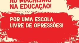 NOTA POLÍTICA DO MEP PARANÁ: COMBATE AO MACHISMO NA EDUCAÇÃO