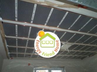 EnergyFriendhome készház fűtésszerelése