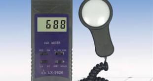 Alat Pengukur Intensitas Cahaya Lux Meter Digital