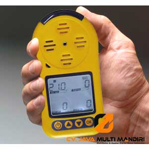 Alat Pendeteksi Gas Mudah Terbakar