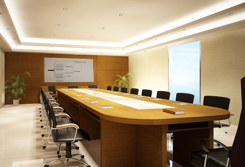 Empat model pengaturan ruang rapat  ujiansmacom