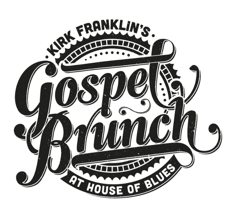 GOSPEL MUSIC ICON KIRK FRANKLIN TEAMS WITH HOUSE OF BLUES