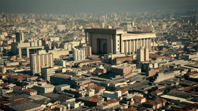 Brazil templom - Sao Paolo/ forrás: internet