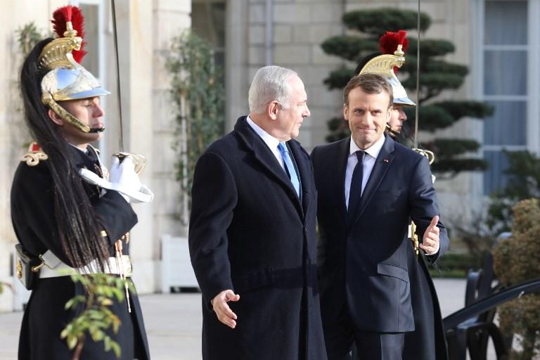 Netanjahu Macronnak: a Hezbollah hatalmas hibát követ el, ha a libanoni válság megoldását krízishelyzet teremtésében látja Izraellel