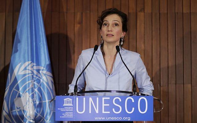 Az UNESCO-ból az USA-val együtt lép ki Izrael 1 év múlva, kivéve, ha pozitív változás lesz a szervezetben