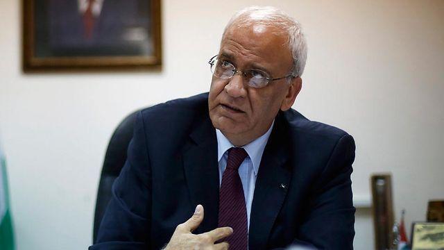 Szaeb Erekat PFSZ főtitkár állapota tovább romlott, lélegeztetőre szorul