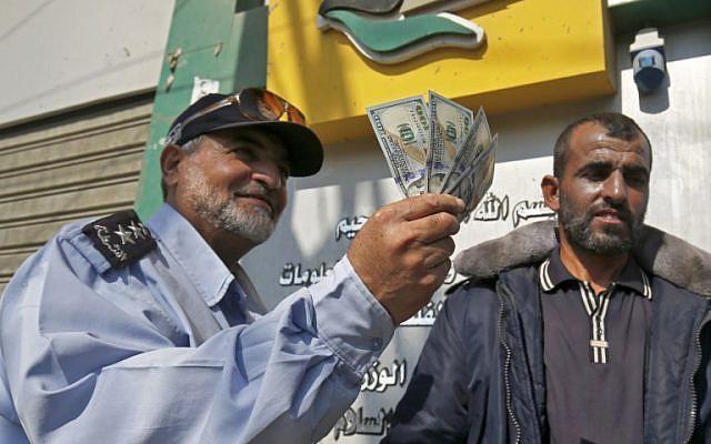 Riport: Katar Izrael annektálási terve miatt a Gázának folyósított segély felfüggesztésével fenyeget