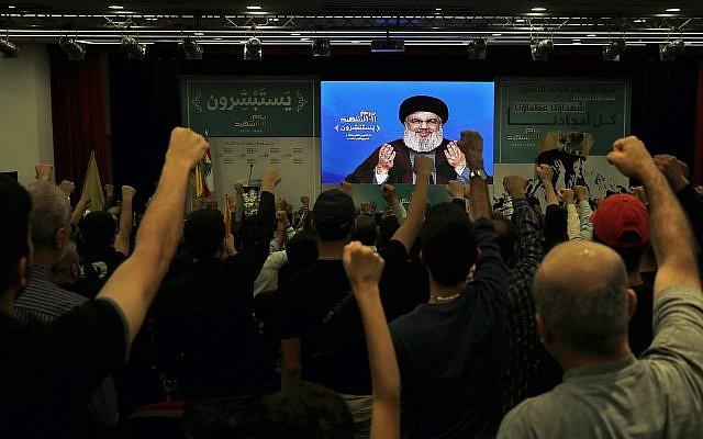 Naszrallah: Netanjahu hazudik a Hezbollah rakétatelepeiről