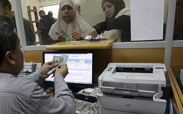Katar 360 millió dollár segélyben részesíti a Gázai övezetet 2021-ben