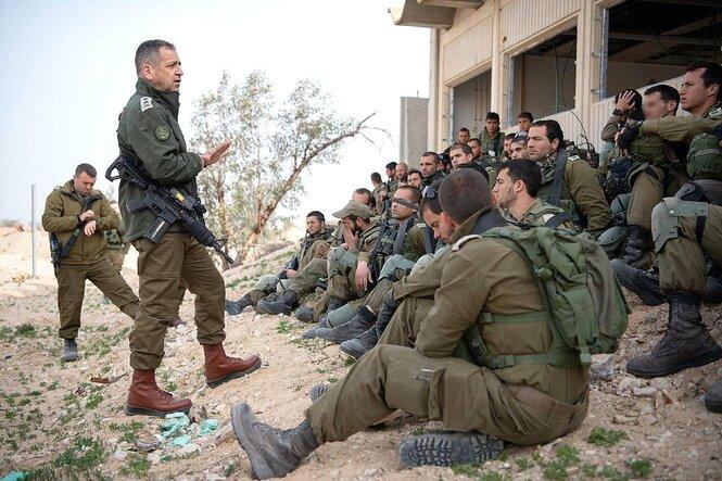 Egy hónappal a tervezett annektálás előtt Gantz utasította a vezérkari főnököt, hogy fokozza a hadsereg felkészülését