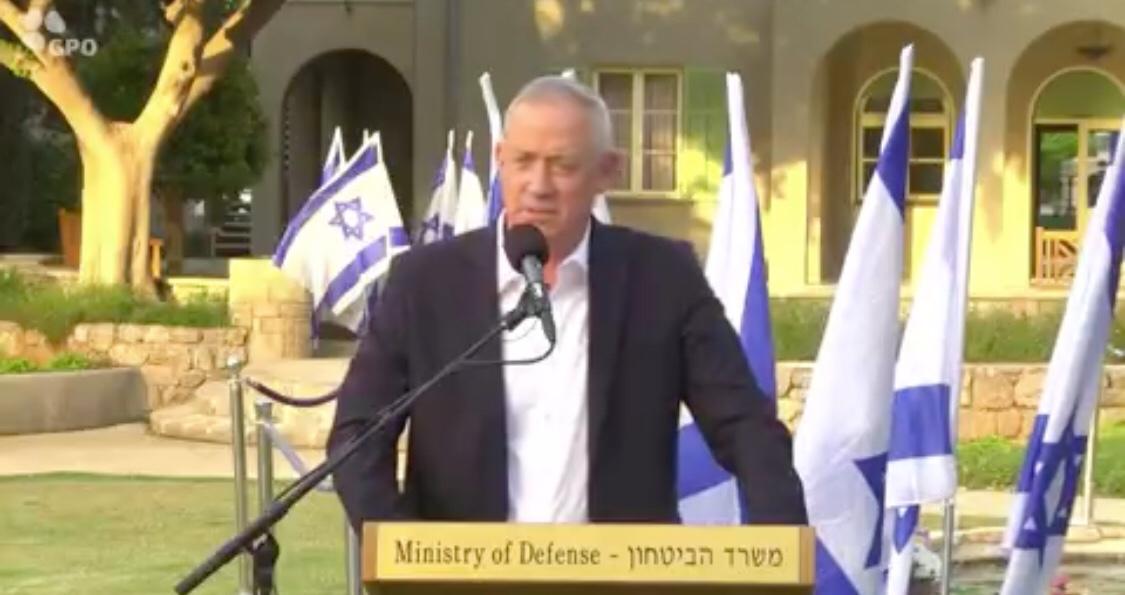 Netanjahu – Gantz kormány: első munkanap