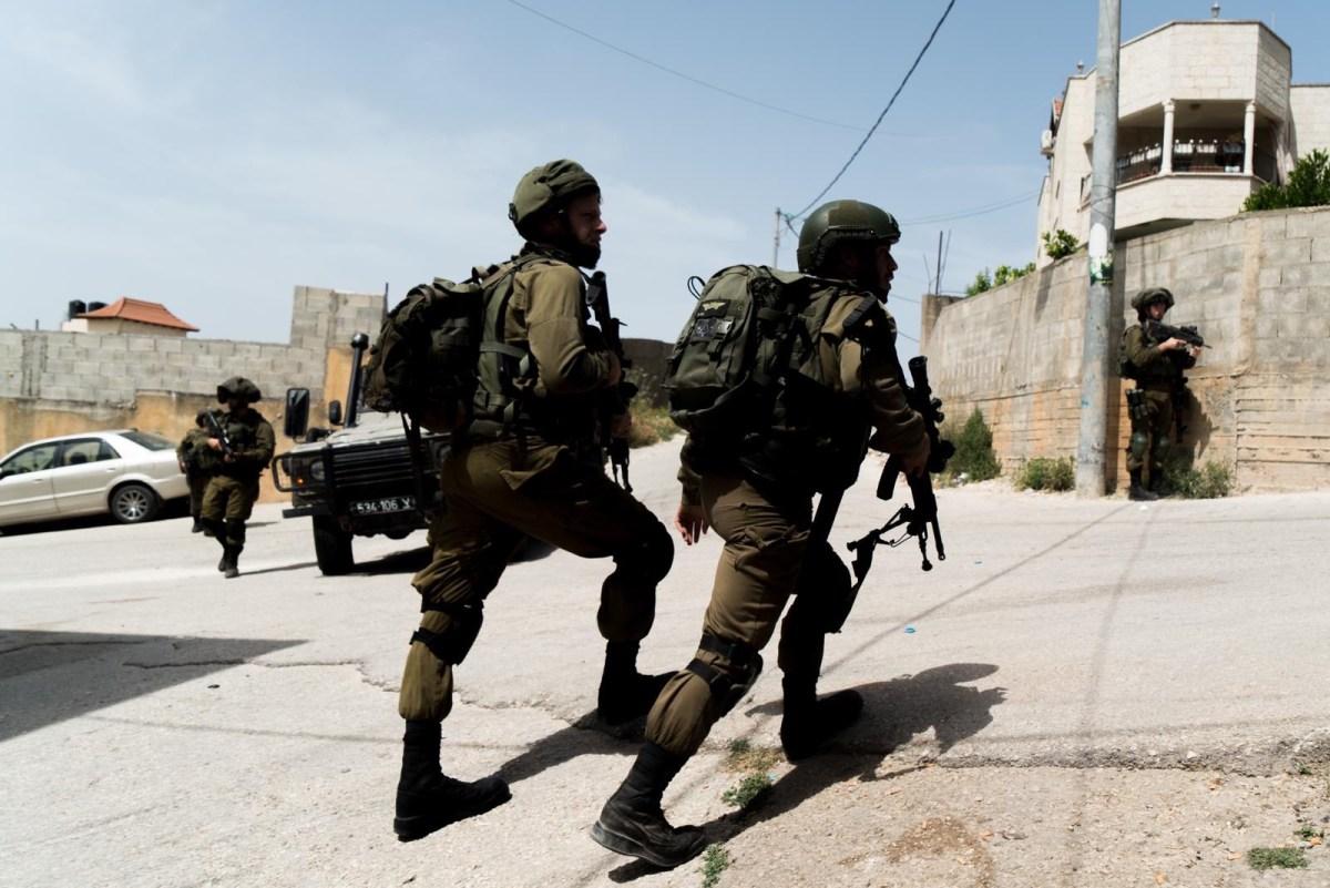 Jelentős mennyiségű robbanószerkezetet találtak az izraeli csapatok, amit egy nagy terrortámadáshoz használtak volna Jeruzsálemben | Új Kelet online