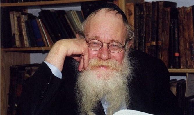 83 éves korában elhunyt az Izrael-díjas, Talmud fordításáról ismert Adin Steinsaltz rabbi