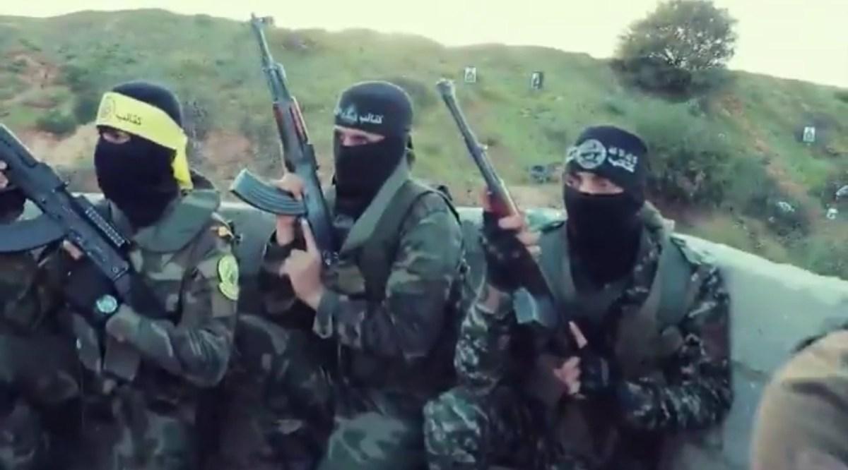 A gázai terrorszervezetek közös hadgyakorlatot indítottak kedden, 'világos üzenetet küldve a cionista ellenségnek'