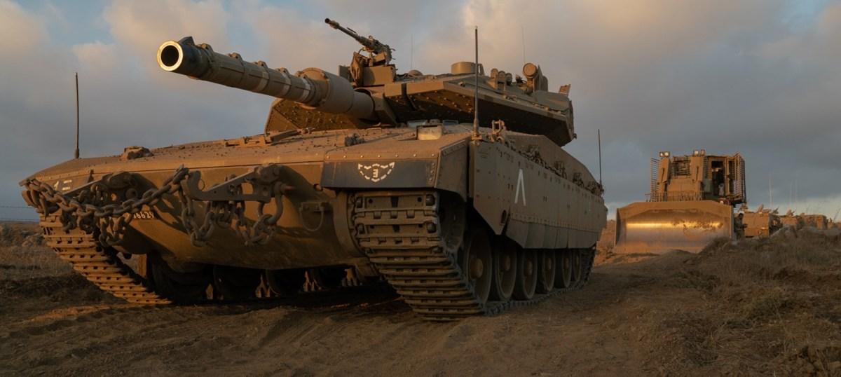 A hadsereg elbocsátott egy parancsnokot a gázai földművesekre leadott tanktűz miatt   Új Kelet online