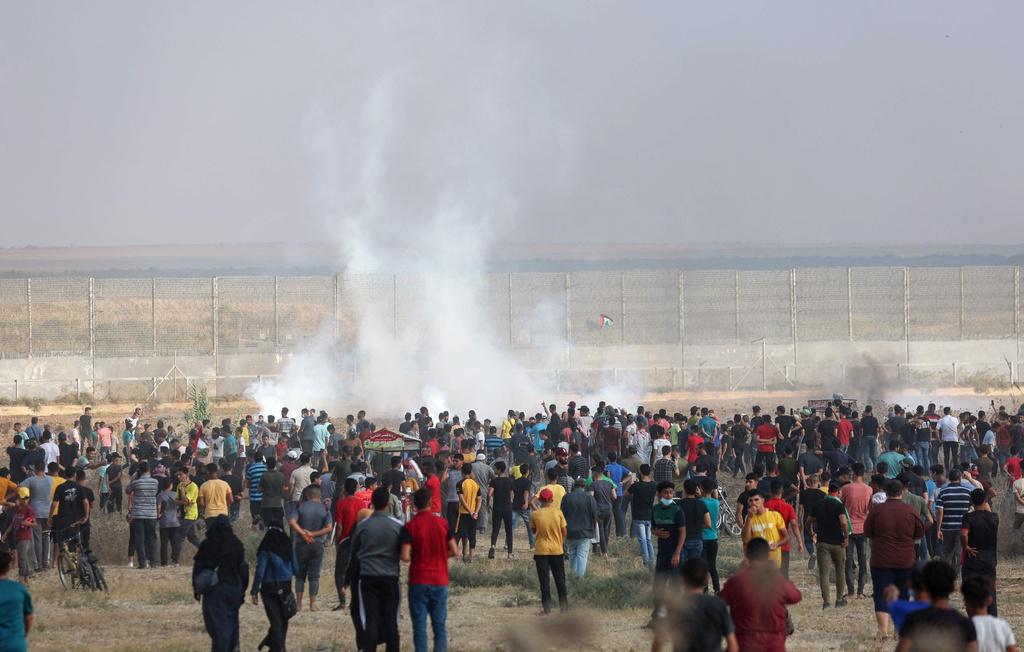 Erősítést küldött a hadsereg a Gázai Hadosztályhoz, felkészülve a szerdai tüntetésekre a határnál | Új Kelet online