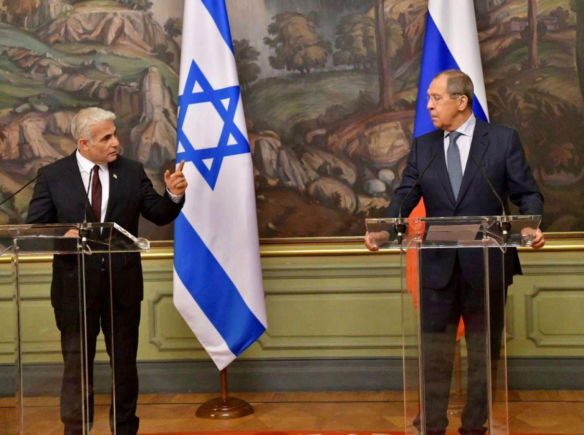 Lapid Moszkvában: Ha a világ nem állítja meg Iránt nukleáris törekvéseiben, Izrael fenntartja a cselekvés jogát | Új Kelet online