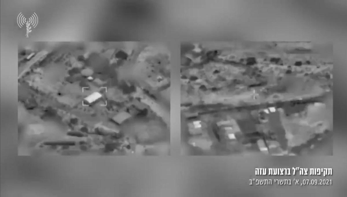 Az izraeli légierő támadásokat hajtott végre a Gázai övezetben, válaszul a léggömbterrorra | Új Kelet online