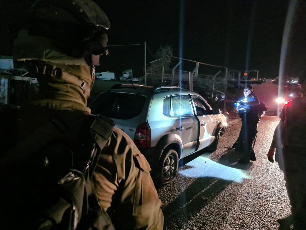 Gázolásos támadás Kalandiában – egy határrendész súlyosan megsérült | Új Kelet online