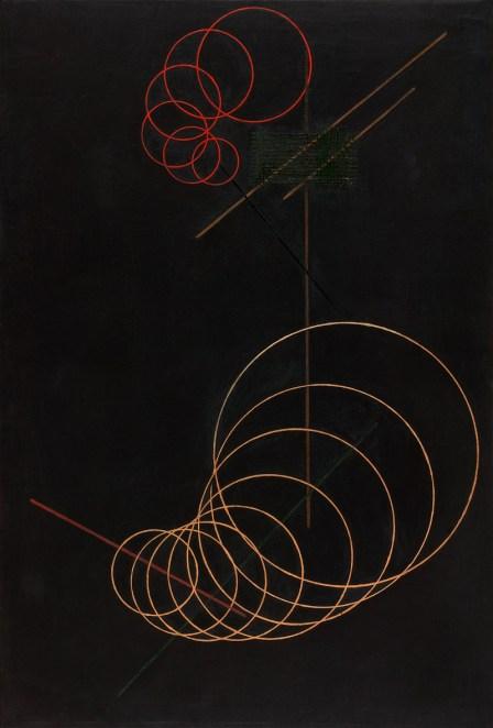 Alexander Rodchenko: Linearism (1920)