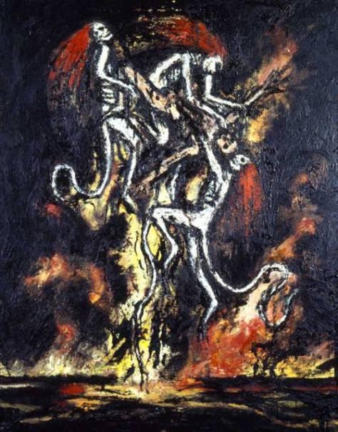 Clive Barker: Szent Antal megkísértése, 2006.