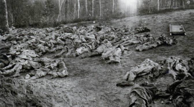 Lengyel népirtások a 20. században