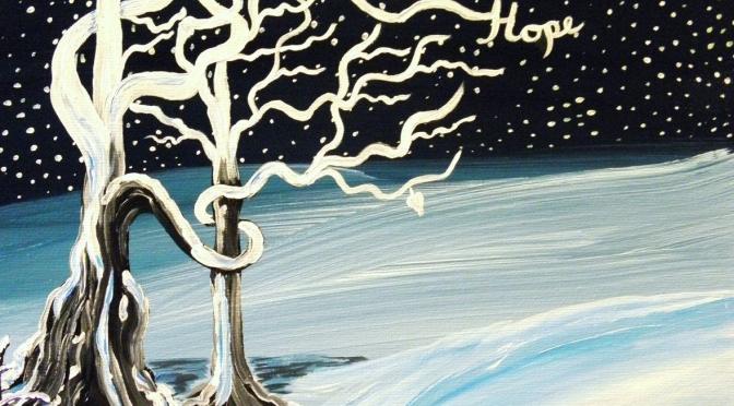 Szent Lélek tér; #jezus@egek.ura; Karácsonyi etűd
