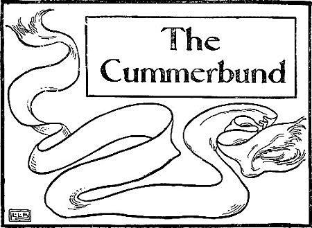 Edward Lear: A Kummerbund