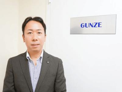 グンゼ・インターナショナルUSA 社長 進藤 將令氏