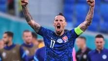 EURO-2020 – Szlovákia–Lengyelország 2–1