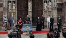 A katolikus egyház feje 18 évvel ezelőtt látogatott el Kassára II. János Pál pápa személyében