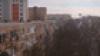 VIDEÓ: Szeszélyes áprilisi idő – Hirtelen jött havazás Somorján