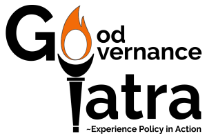 Good Governance Yatra Main Logo