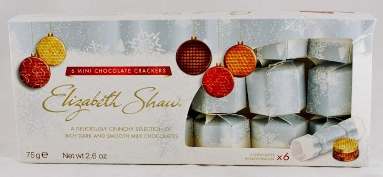 Elizabeth Shaw Mini Chocolate Crisp Crackers
