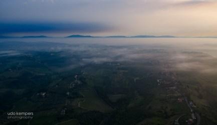 Tuscany Ballooning
