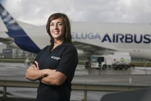 UK export commodity-trading-and-logistics Beth Pickering, Airbus in the UK