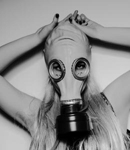 Gas Mask Fetish